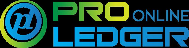 Pro Ledger Online footer logo